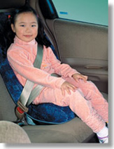Belt-Positioning Booster Seat