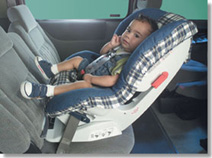 Rear-Facing Infant Seat 2