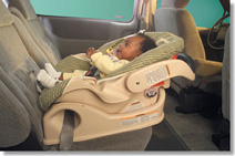 Rear-Facing Infant Seat